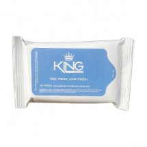 King Intimate Wet Wipes