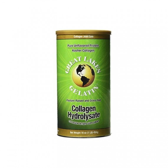 Gelatin – Collagen Hydrolysate (454g)