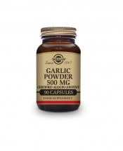 Garlic Powder Vegicaps 500mg Vegicaps (90)