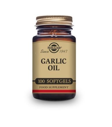 Garlic Oil Reduced Odour Softgels (100)