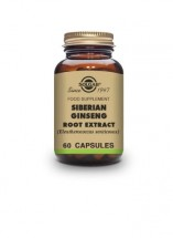 Siberian Ginseng Root Extract Vegicaps (60)