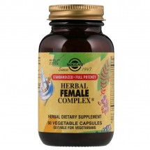 Herbal Female Complex Vegicaps (50)