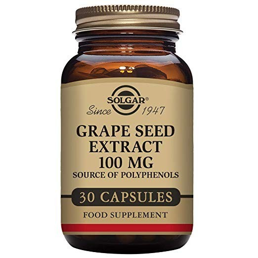 Grape Seed Extract 100mg (30)