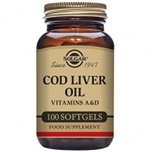 One-a-day Norwegian Cod Liver Oil Softgels (100)