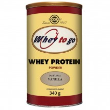 Whey to Go Protein Powder (Van) 340g