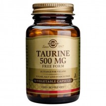 Taurine 500mg vegicaps (50)