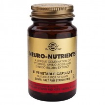 Neuro Nutrients - 30 vegicaps