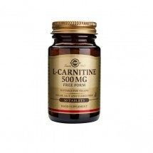L - Carnitine 500mg - 30 Tablets