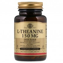 L-Theanine 150mg - 60 Vegetable Capsules