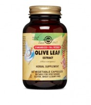 Olive Leaf Extract Vegicaps (60)