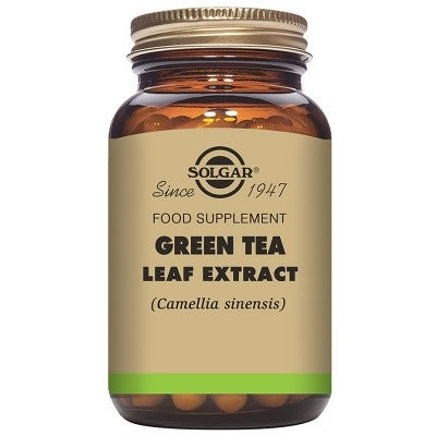 Green Tea Leaf Extract Vegicaps (60)