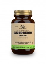 Elderberry Extract vegicaps (60)
