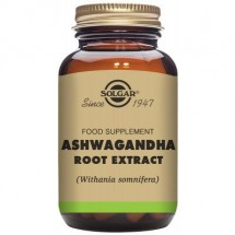 Ashwaganda Root Extract vegicaps (60)