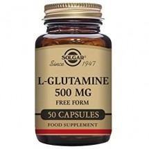 L-Glutamine 500mg vegicaps (50)