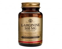 L-Arginine 500mg Vegicaps (50)