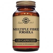 Multiple Fibre Formula- 120 Vegetable Capsules