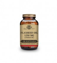 Flaxseed Oil 1250mg Softgels (100)