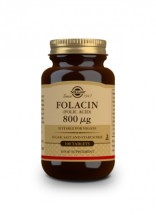 Folacin  (Folic Acid) 800ug - 100 Tablets
