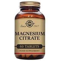 Magnesium Citrate Tablets-Pack of 60