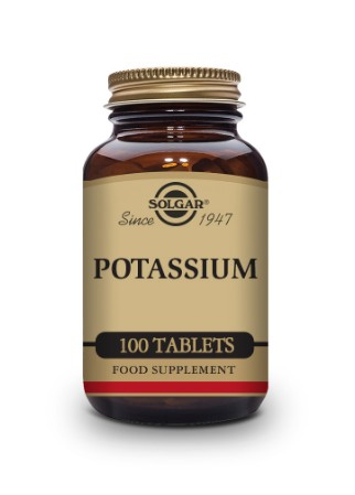 Potassium Tablets-Pack of 100