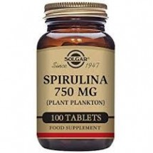 Spirulina 750mg Tablets-Pack of 100