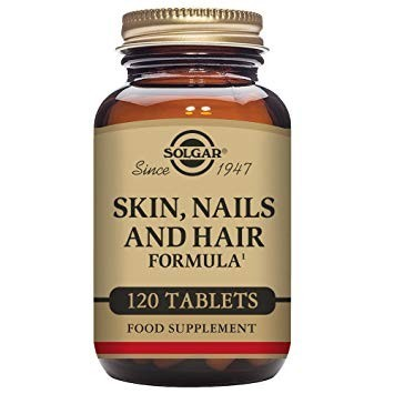 Skin, Nails and Hair Formula Tablets-Pack of 120