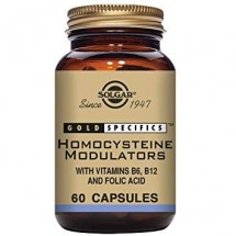 Homocysteine Modulators Vegetable Capsules - Pack of 60