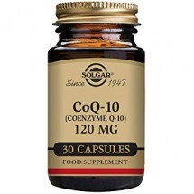 CoQ-10 120 mg Vegetable Capsules - Pack of 30
