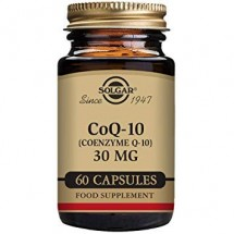 CoQ-10 30 mg Vegetable Capsules - Pack of 60