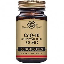 CoQ-10 30 mg Vegetable Capsules - Pack of 30