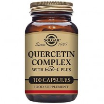 Quercetin Complex - 100 Vegetable Capsules