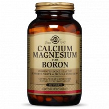 Calcium Magnesium Plus Boron Tablets - Pack of 250