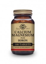 Calcium Magnesium Plus Boron Tablets - Pack of 100