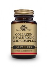 Collagen Hyaluronic Acid Complex Tablets - Pack of 30