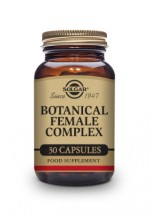 Botanical Female Complex Vegetable Capsules - Pack of 30