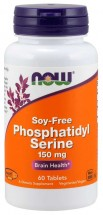 Phosphatidyl Serine 150mg - 60 Tablets