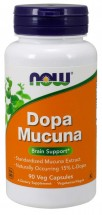 Dopa Mucuna - 90 Vegetable Capsules