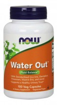 Water Out -100 Vegetable Capsules