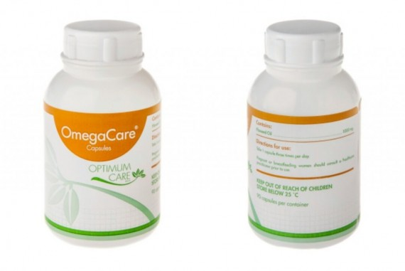 Omegacare Capsules (60)