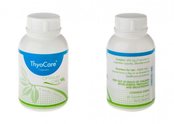 ThyoCare Capsules (60)
