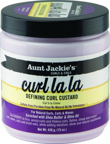 Curl La La Defining Curl Custard - 430ml