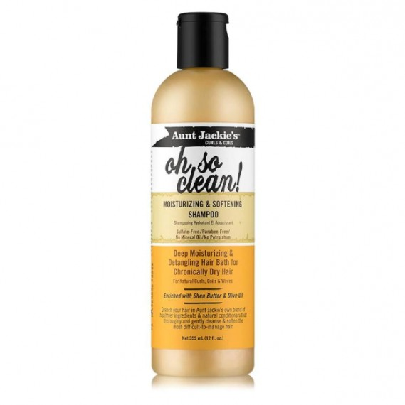 Oh So Clean Moisturising and Softening Shampoo 355ml