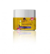 The yellow Ghee and Turmeric deep conditioner 250ml