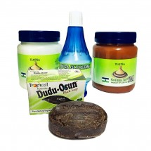 Combo plus Dudu-Osun Black Soap