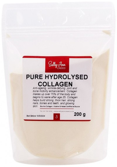 Sally Pure Collagen Hydrolysed 200g Type 1 (beef/bovine)