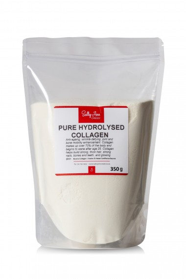 SALLY PURE COLLAGEN HYDROLYSED 350G TYPE 1 (BEEF/BOVINE)