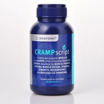 CrampScript  - 60 Vegetable Capsules