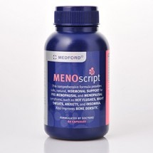 MenoScript - 60 Vegetable Capsules