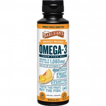 Omega Swirl, Fish Oil Mango Peach 720mg Liquid