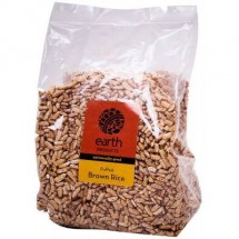 Earth Products Puffed Brown Rice -  200g